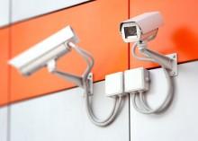 SIcherheitstechnik-Ueberwachungskamera